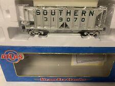 ✅ATLAS O 3-RAIL SOUTHERN ACF 70 TON COVERED HOPPER CAR 8382-4! O SCALE NORFOLK