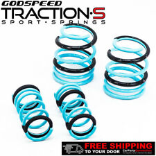 Godspeed Project Traction-S Lowering Springs For SUBARU STI 2015+UP VA1/VA2