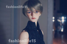 1//3 bjd doll falcon male muscle uncle handsome free eyes with face make up