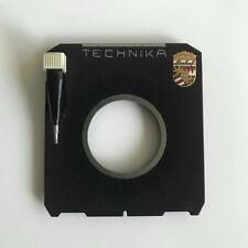 Linhof Technika Lens Board - Copal #0 34.6mm
