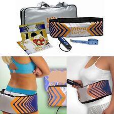 Burn Fat Slimming Belt Vibra Tone Lose Weight Belt Slim Waist Vibrating Massager