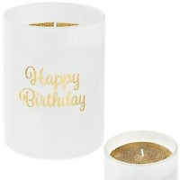 Gold Edition Marvellous Mum Glitter Candle