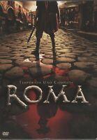 DVD PACK ROMA TEMPORADA 1 COMPLETA                      EN  CAJA DE CARTON