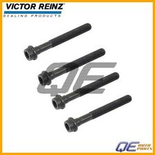 New Mercedes Benz W124 W126 W170 W202 Set of 4 Cylinder Head Bolts VICTOR REINZ