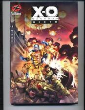 X-O Manowar: Birth    Valiant    2008    Hardcover    1st Print