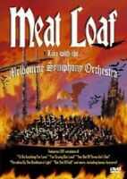 "MEAT LOAF ""LIVE WITH THE MELBOURNE SYMPHONY..."" 2 DVD"