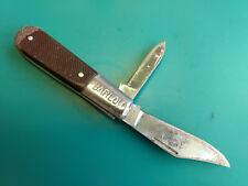 Collectible Barlow 2 Blade Folding Pocket Knife Made In China