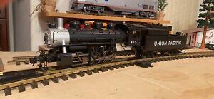 Accucraft G scale Union Pacific USRA 0-6-0 Steam Locomotive Electric Version.