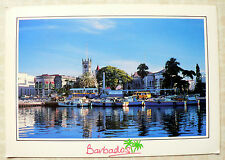 POSTCARD - BARBADOS, THE PARLIAMENT BUILDINGS  -  1997