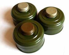 3pcs lot Soviet russian gas mask filter GP-7, GP-5, GP-4, PDF, PMK, PMG