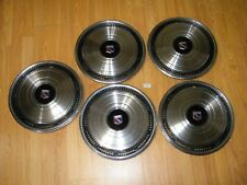 """5 NOS Hub Caps Wheel Covers 1980-1984 Buick Electra Limited Park Avenue 15"""""""