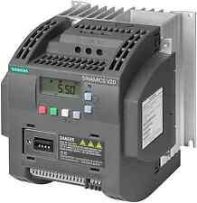 Siemens  6SL3210-5BB22-2UV0 SINAMICS V20 1 phase 2.2 Kw 11 A Unfiltered