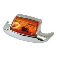 garde-boue avant extrémité avec la lumière, orange, pour Harley - DAVIDSON FL ,