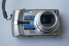Panasonic LUMIX DMC-TZ3 10x Zoom 28mm Wide Angle Digital Camera - Made in Japan