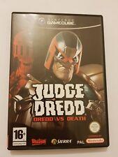 Judge DREDD:DREDD vs DEATH Nintendo Gamecube pal España y completo