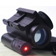 1x22 Red Micro Dot Sight Laser Combo 20mm Picatinny
