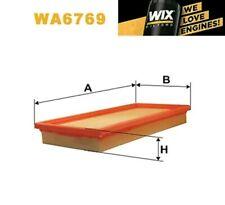 FIAT 500L 1.4 Air Filter 2012 on TOP QUALITY WIX WA6769 OE SPEC ALFA MITO 1.4