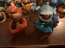 Skylanders Giants 84542888 Thumpback + Hot Head 84519888 Figure Activision 2012