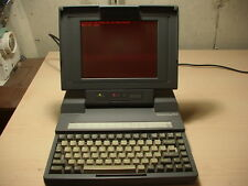 Vintage Toshiba laptop T3100e/40 powers on AS IS