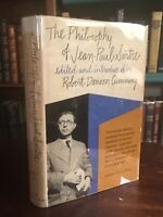 The Philosophy Of John Paul Sartre Modern Library