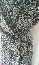 Marks and Spencer Animal Print Scoop Neck Dresses for Women