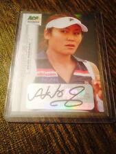 Akiko Morigami signed autograph auto 2013 Ace Authentic Grand Slam Tennis Card!!