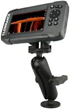 RAM Mount B-Ball Long For Lowrance Hook2 4 and 5 inch displays