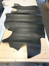 "WATER BUFFALO HIDE BLACK SMOOTH SURFACE 61 1/2"" X 35 1/4"""