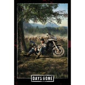 DAYS GONE - VIDEO GAME POSTER 24x36 - 3499