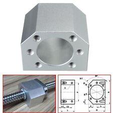 Ballscrew Nut Housing Mounting Bracket Fit For  1604 1605 1610 22mm Ball Screws