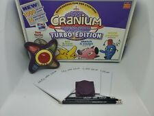 Cranium Turbo Edition Replacement Timer Battery Cover, Notpads & pencils