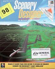 Scenery Designer for Microsoft Flight Simulator