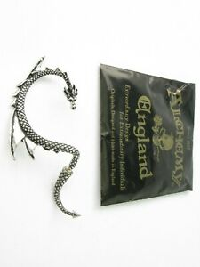 Alchemy England Gothic E274 The Dragons Lurre Earring Steampunk