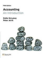 Accounting: An Introductiion by McLaney, Eddie, Atrill, Peter, Mclaney, E.J.