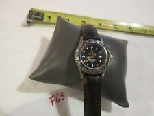 WOMANS NAUTICA 300M-1000FT WATCH F63