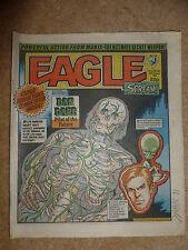 Date 10//11//1984 UK Paper Comic No 138 EAGLE /& SCREAM Comic