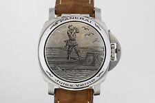 Panerai Luminor Sealand Jules Verne PAM 216 Special Edition 2005 Automatic Watch