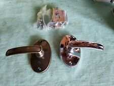 Lot of 7 Gainsborough Metaline Privacy Lever Sets