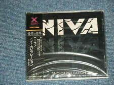 NIVA Japan 1994 PROMO Brand New Sealed CD+Obi NO CAPITULATION