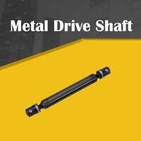 Metal Drive Shaft For 1/10 RC Crawler Car Traxxas TRX4 Axial SCX10 RC Part Black