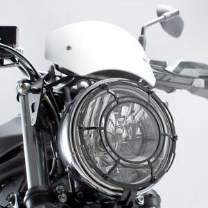 SW-Motech Windschild Windabweiser Silber für Suzuki SCT.05.670.10300/S NEU!