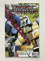 Transformers Best Of UK Dinobots #4 Cover B IDW Comics High Grade