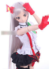 1/3 Dollfie Dream Doll DDDY Checkered Dress Outfits Set #SEN-74DY ship US