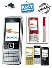 Barato Nuevo Nokia 6300 Desbloqueado Teléfono Bluetooth Cámara De Plata Clásico Garantía