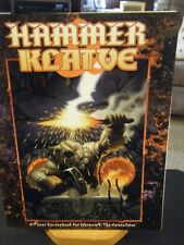 Werewolf the Apocalypse:  Hammer and Klaive (2003, Paperback)