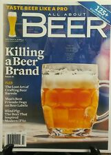 All About Beer July 2016 Killing A Beer Brand Tapping Cuba FREE SHIPPING sb