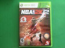 NBA 2K12 Xbox 360 Game Kids Basketball Game Michael Jordan Cover