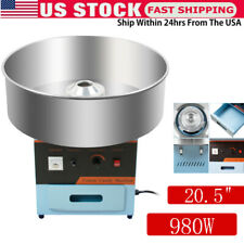 205 Cotton Candy Maker Commercial Electric Machine Party Sugar Floss 980w Fast