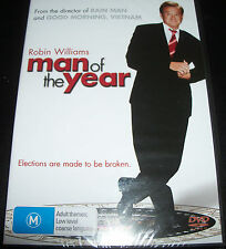 Man Of The Year (Robin Williams) (Australia Region 4) DVD - New