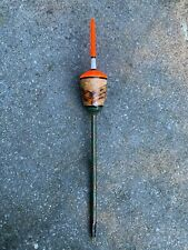 A JRB Handmade traditional Perch bobber float, Vintage style